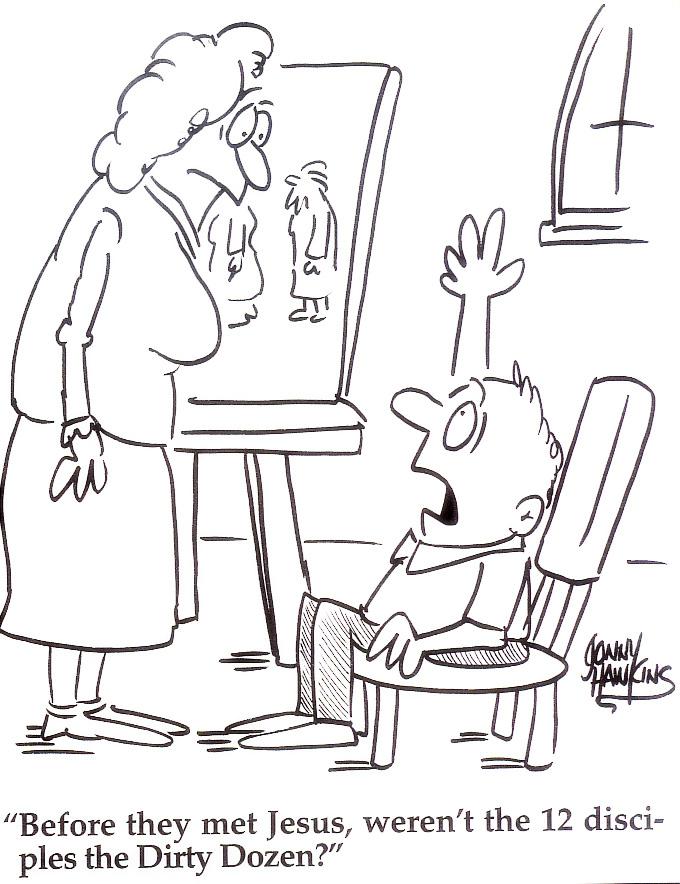 Christian Cartoon #3 « GoodOleWoody's Blog and Website