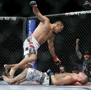 UFC 100 Hendo Punch