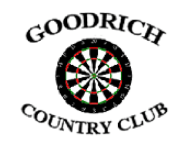 Goodrich CC Dart Tournament - Goodrich