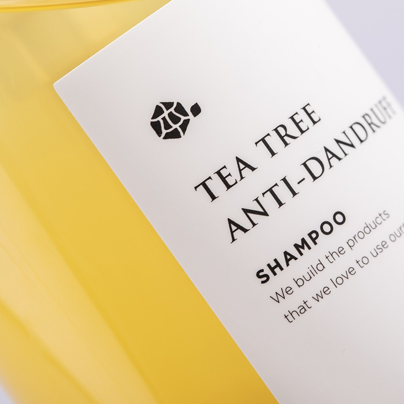 本植-茶樹控油洗髮精-頭皮出油、油性頭皮屑專用-500ml