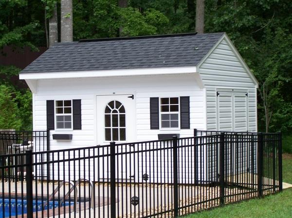 click to visit our photo gallery to see previously built custom sheds - Garden Sheds Northern Virginia
