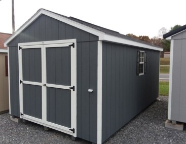 10x16 Painted A-Roof (MO# 577)