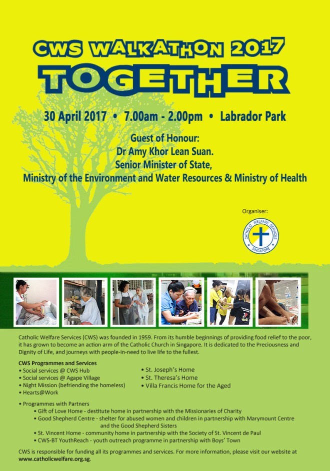 Catholic-Welfare-Services-Charity-Walkathon-LIV3LY-Poster