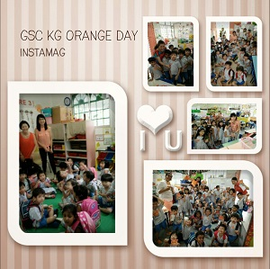 Orange Day 3