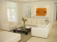 14 White Living Rooms Design | Home Design, Garden ...