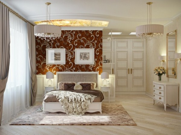 Luxury Bedrooms in a Traditional Style  Home Design