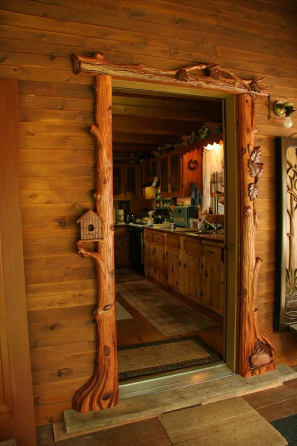 Doors Arch Interior Shaped