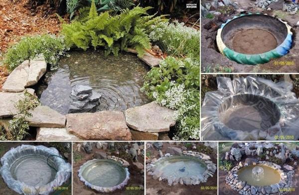 Pond Decorative Rocks