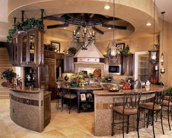 Exquisite Kitchen With Stunning Cabinets and Granite Countertops by Stadler Custom Homes  Home