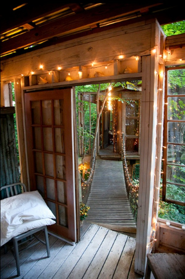 Peter Bahouths Treehouses  Home Design Garden