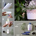 Creative recycling tutorial using plastic bottle home design