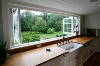Large Kitchen Window | Home Design, Garden & Architecture ...