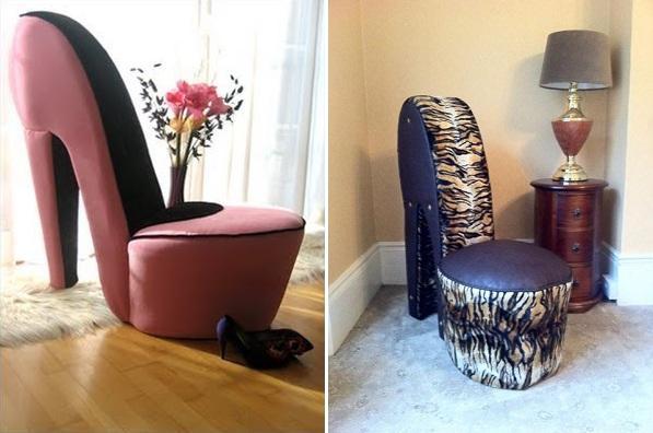High Heel Chairs