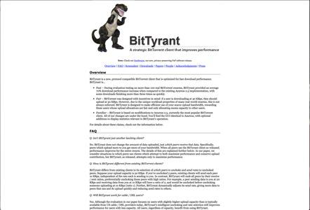 BitTyrant