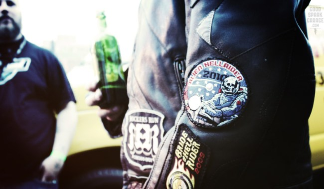 Ace Motorcycle & Scooter Co. Patches