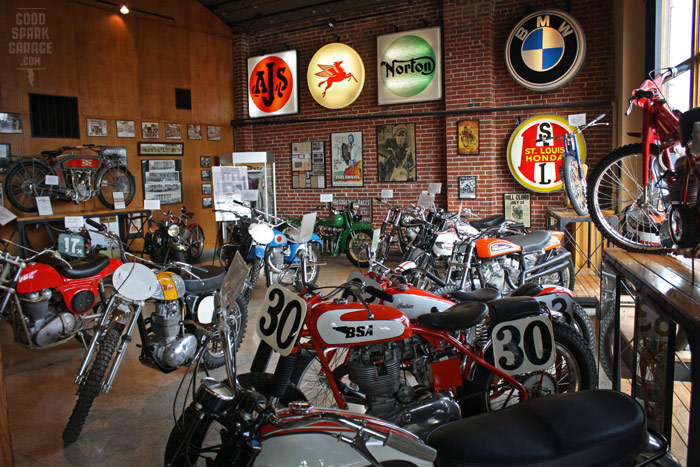 Dave Mungenast Classic Motorcycles Museum St Louis