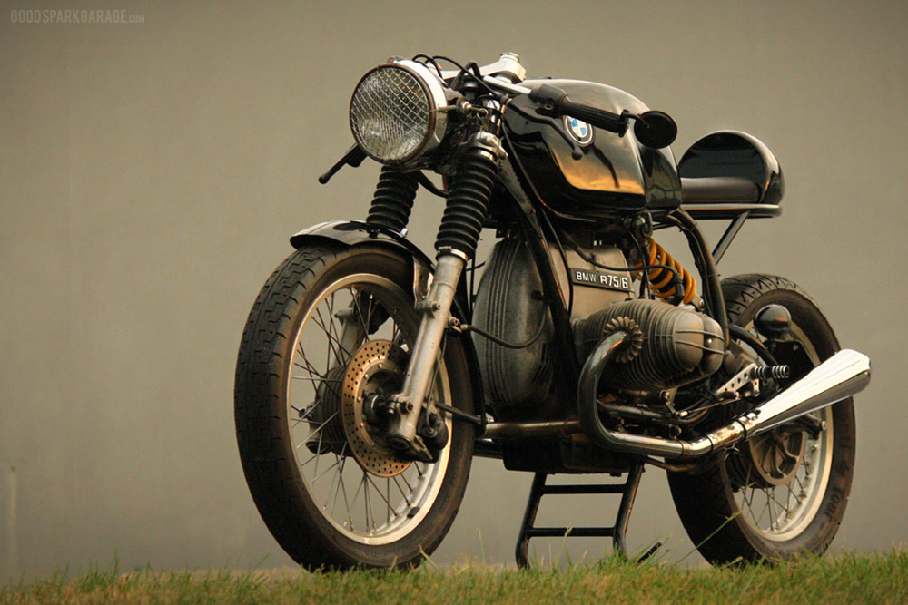 Wilkinson Bros BMW R75/6 Cafe Racer