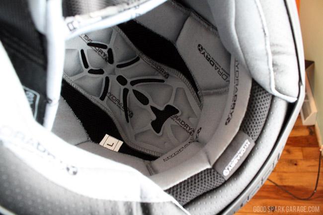 ICON Airmada Medicine Man Helmet with HydraDry