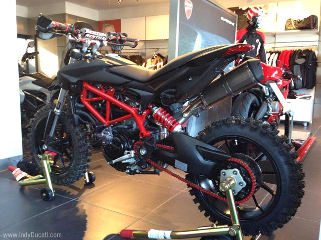 Hyperice Bike By Ducati Indianapolis