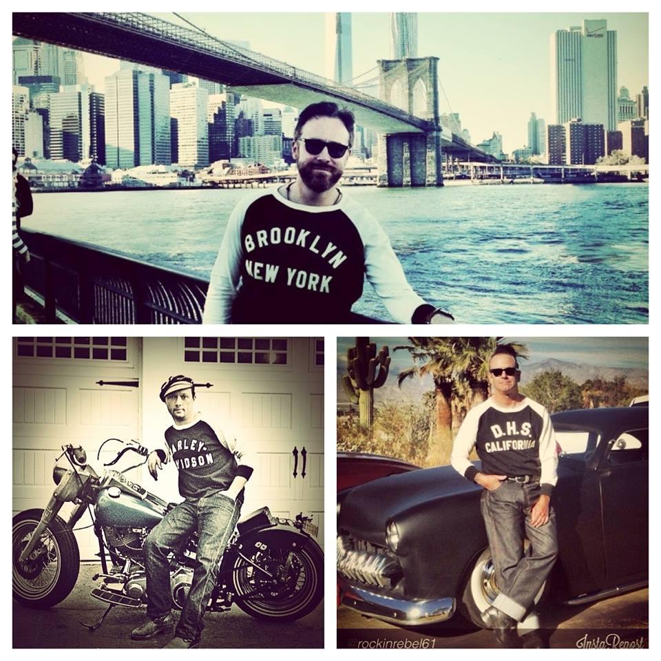 Vintage Motorcycle Jerseys 59