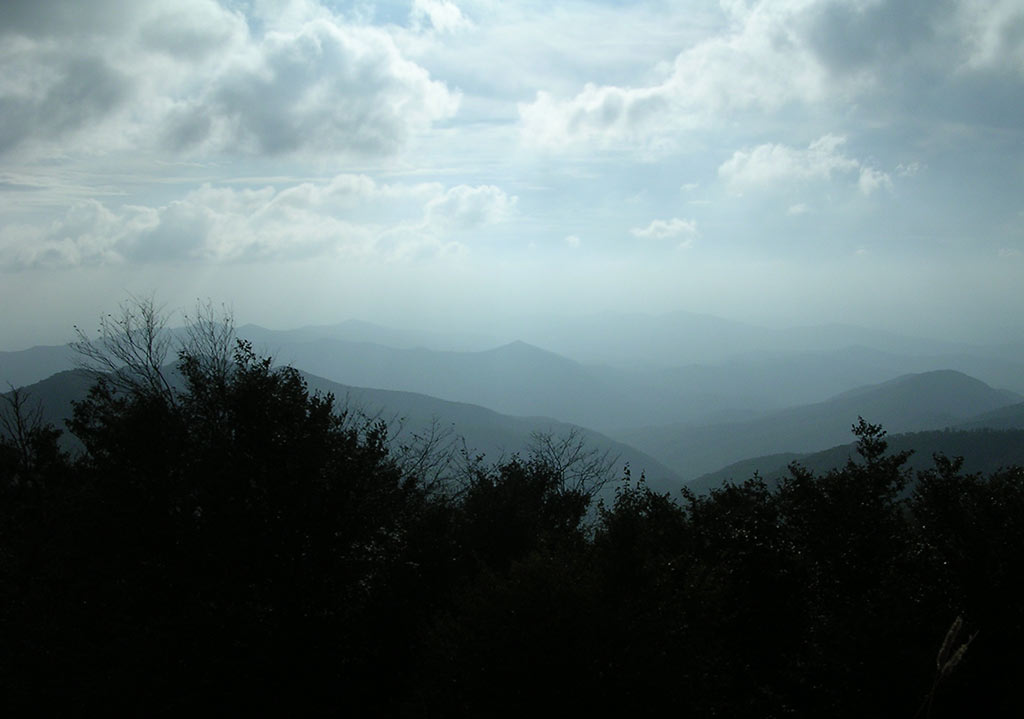 Smoky Mountains: Deals Gap Area