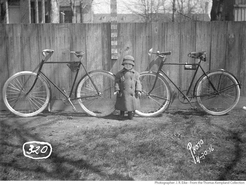 J.R. Eike Bicycles