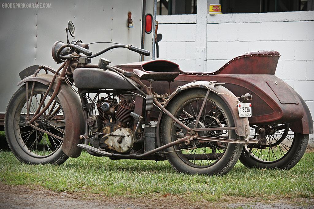 Wauseon National Antique Motorcycle Swap Meet