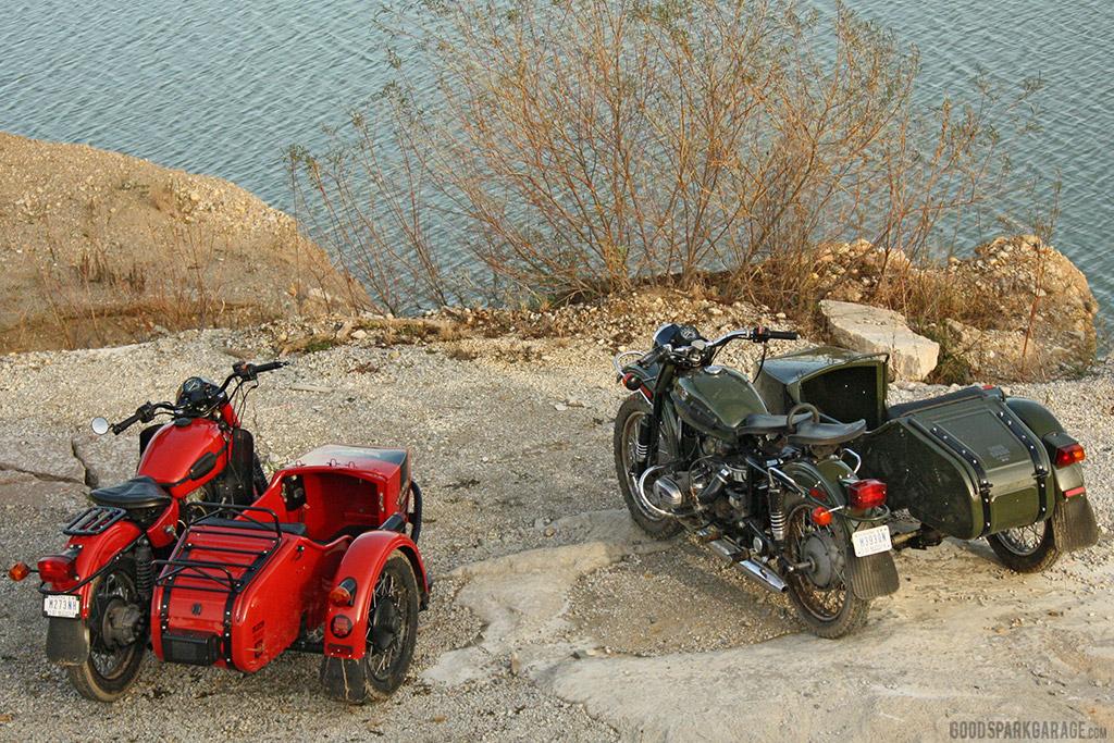 Ural Motorcycle Sidecars