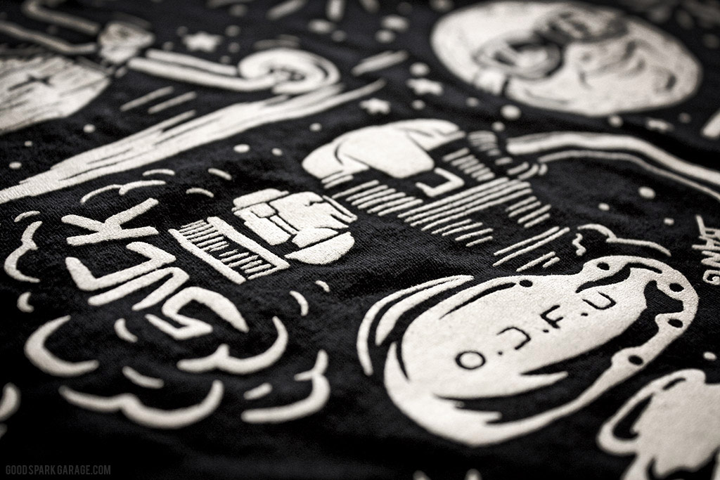 ODFU Moto Flash LTD T-shirt