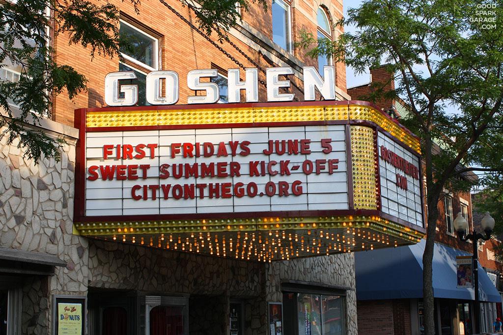 Goshen Indiana Theater