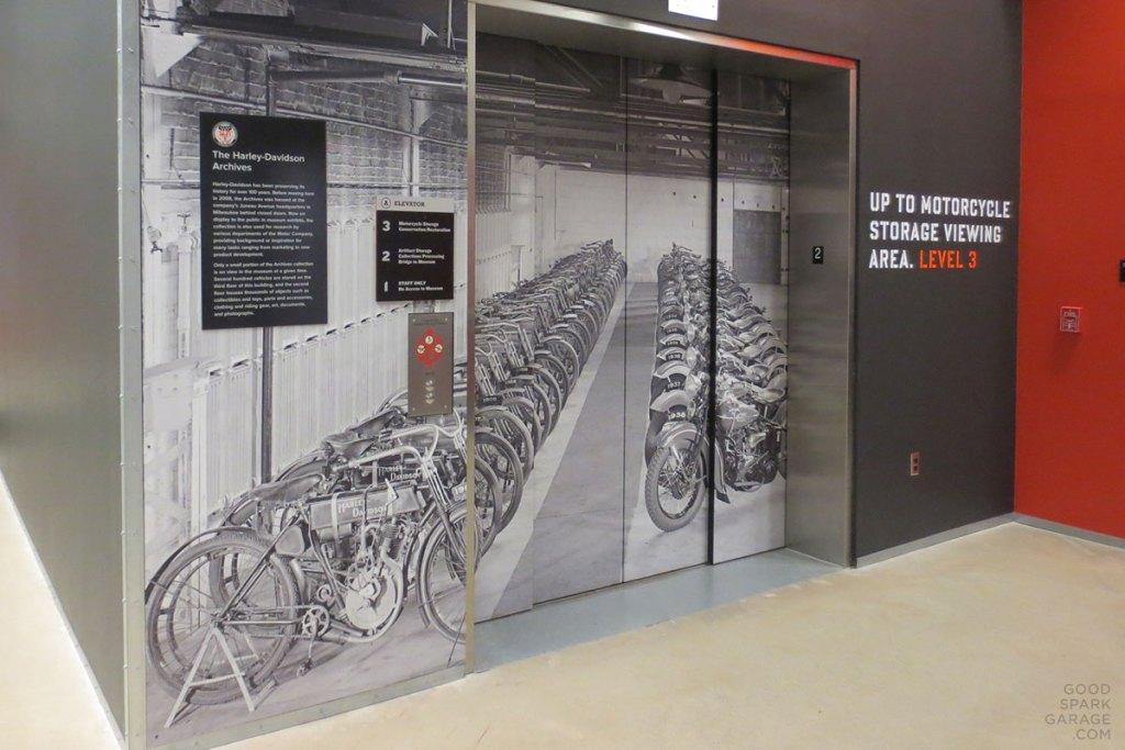 H-D Museum Wall Art