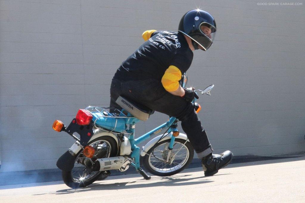 Dead Ace Co. Moto Apparel - Test ridden by Good Spark Garage