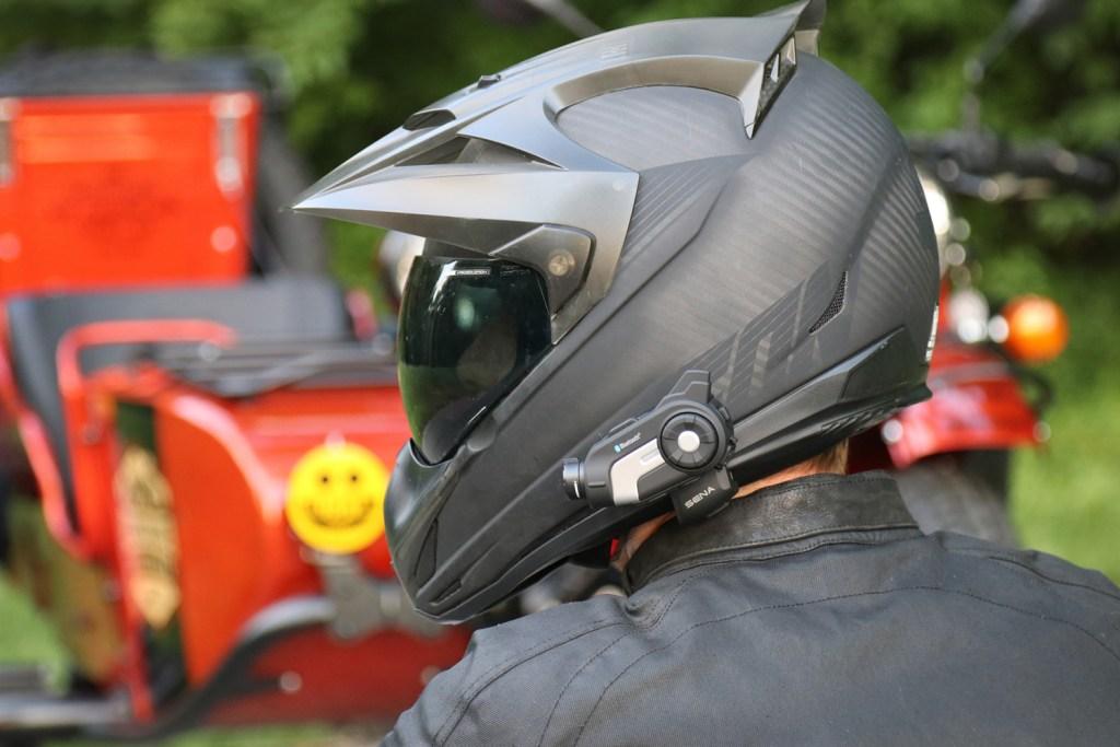 Sena Bluetooth - Ural Sidecar