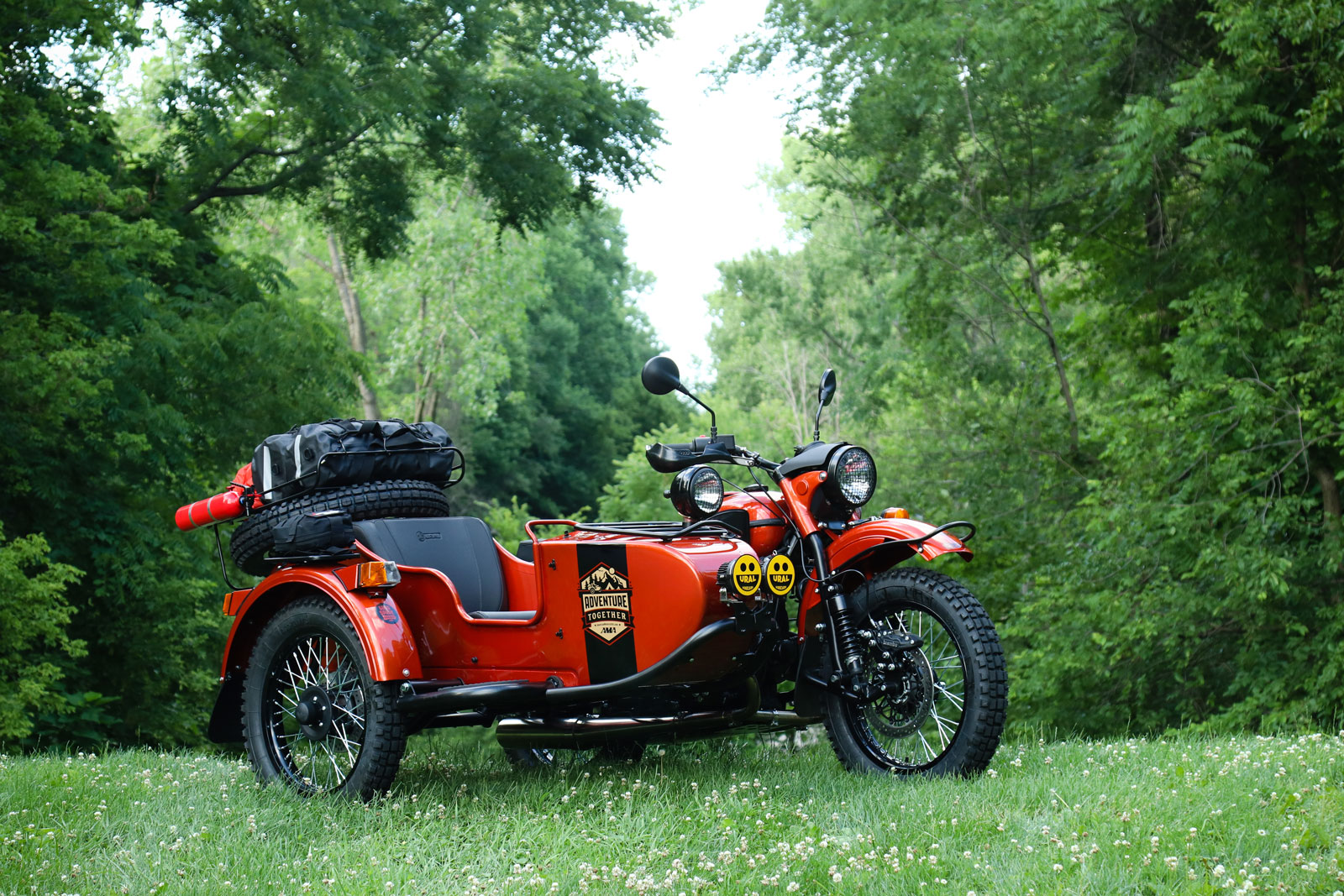 ama raffle bike ural sidecar motorcycle good spark garage. Black Bedroom Furniture Sets. Home Design Ideas