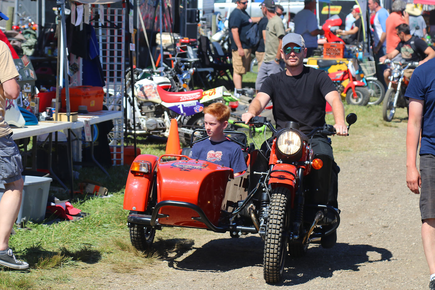 sidecar scrambling wilkinson bros good spark garage Are Ural Motorcycles Any Good sidecar family time ama vmd