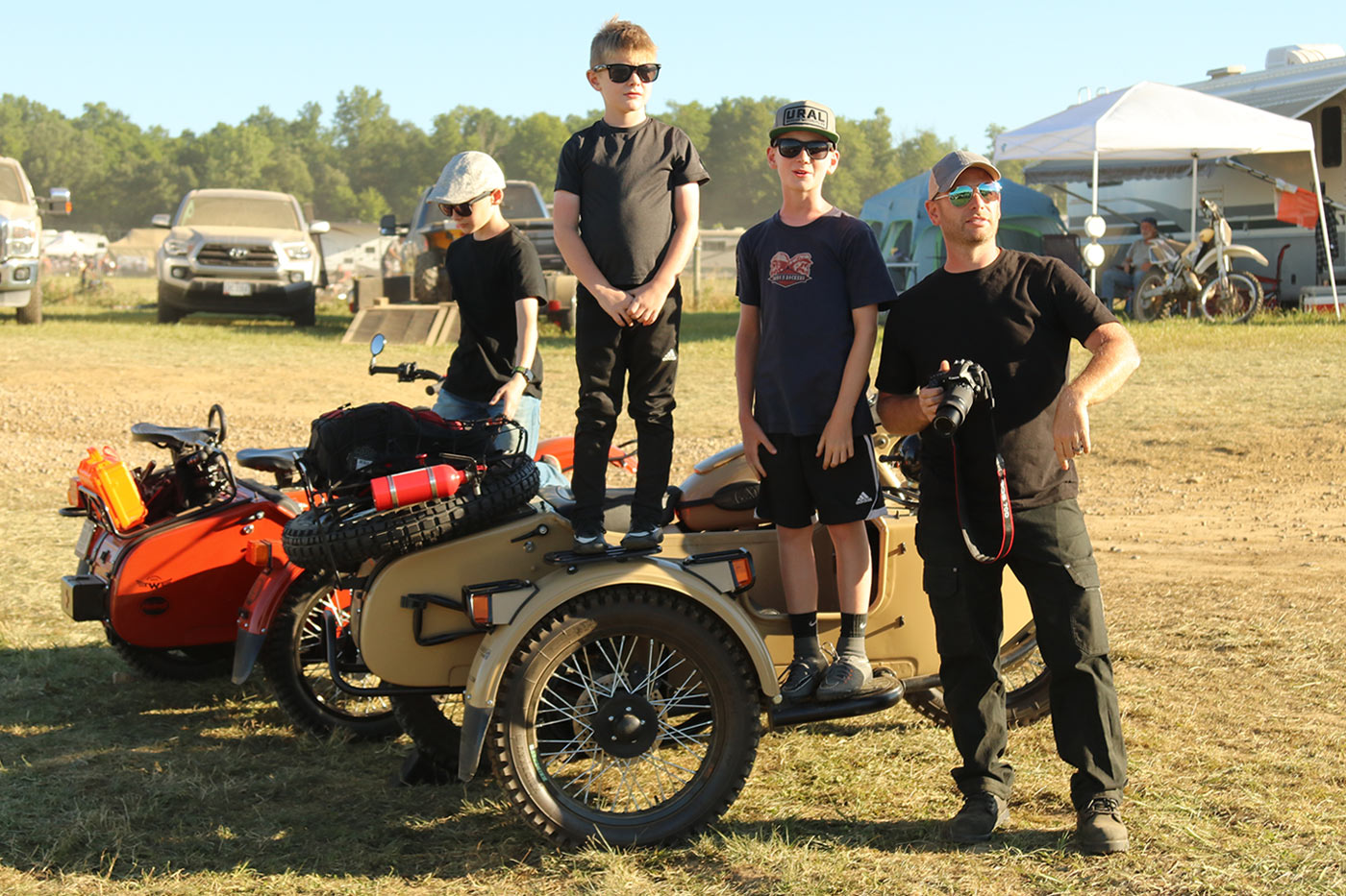 AMA Vintage Motorcycle Days