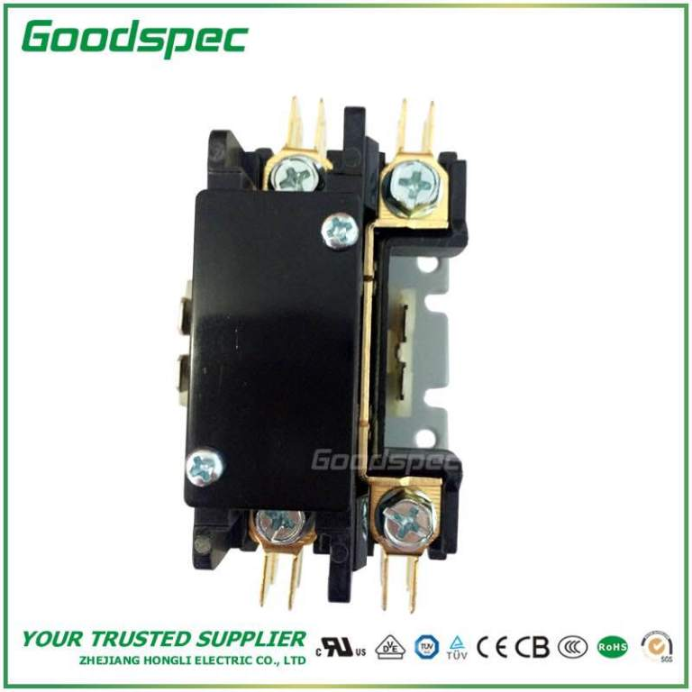 HLC-1XU00AAC(1.5P/20A/208-240VAC)空调接触器