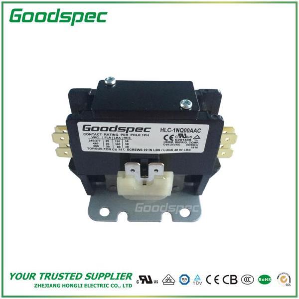 HLC-1NQ00AAC(1P/20A/24VAC) DEFINITE PURPOSE CONTACTOR