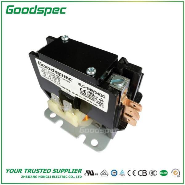 HLC-1NW04GG(1P/40A/380-400VAC) DEFINITE PURPOSE CONTACTOR