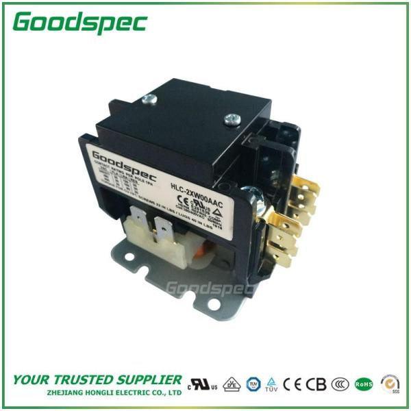 HLC-2XW00AAC(2P/20A/380-400VAC) DEFINITE PURPOSE CONTACTOR