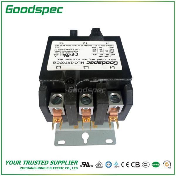 HLC-3XT07CG(3P/75A/120VAC)DEFINITE PURPOSE CONTACTOR