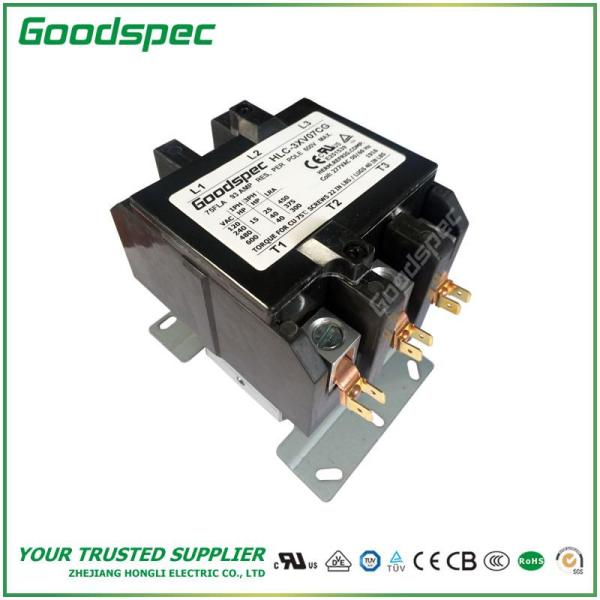 HLC-3XV07CG(3P/75A/277VAC)DEFINITE PURPOSE CONTACTOR