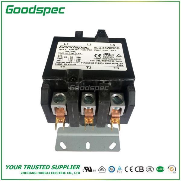 HLC-3XW09CG(3P/90A/380-400VAC)DEFINITE PURPOSE CONTACTOR