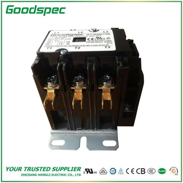 HLC-3XU00CY1RB(3P/20A/208-240VAC)DEFINITE PURPOSE CONTACTOR
