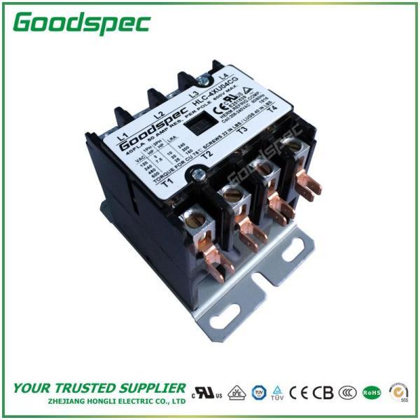 HLC-4XU04CG(4P/40A/208-240V) DEFINITE PURPOSE CONTACTOR