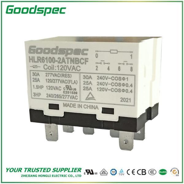 HLR6100-2ATNBCF-VAC120 HIGH POWER RELAY