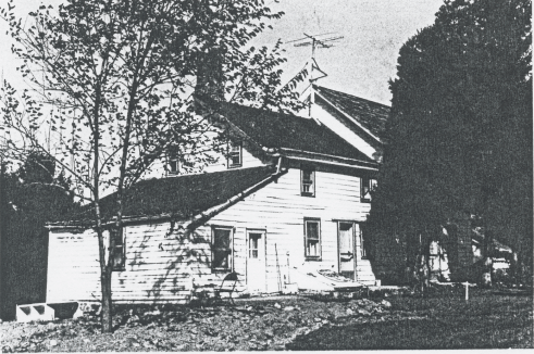 Photograph from the Delaware Township Historic Sites Survey, 1983