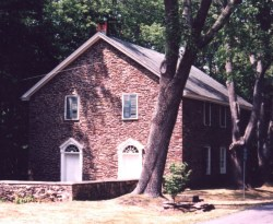 The Old School Baptist Church at Locktown