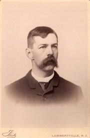 Cyrus Vandolah, Jr., 1852-1931