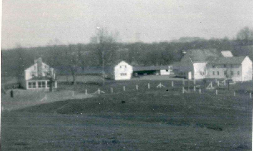 Unidentified Hunterdon County farm